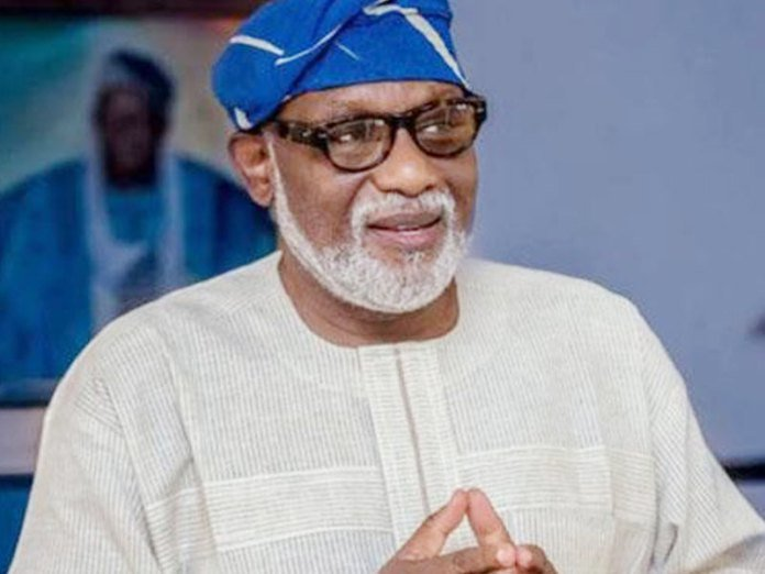 Anxiety over Governor Akeredolu's health