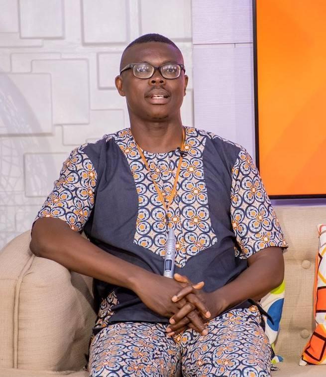 Sunday Agheneakpobo Ekerikevwe, Photo Credit: tsl Nigeria TV