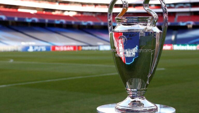 Champions League Finale 2021 / Manchester City x Chelsea ...